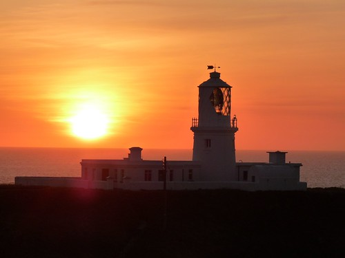11490 - Strumble Head Sunset