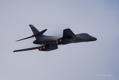 Airplane picture - B-1 Lancer - Selfridge_20090822_1382 1600