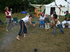 Buddhafield East capoeira