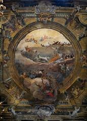 Ca' Sagredo ceiling (R. O. Flinn) Tags: venice italy architecture painting hotel interior palace ballroom baroque venise venezia trompeloeil casagredo