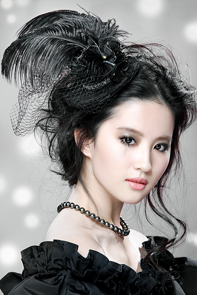 Chinese Actress Crystal Liu (Liu YiFei) Photos - beautiful girls