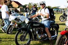 IMG_1154 (shesbeenshot) Tags: ariel nova virginia european babies antique motorcycles bikes va triumph biker leesburg thunderbird motorbikes puch bikeshow choppers mvagusta loudoun bsa ural custombike 6t leesburgva loudouncounty idalee vbmc britbikeshow