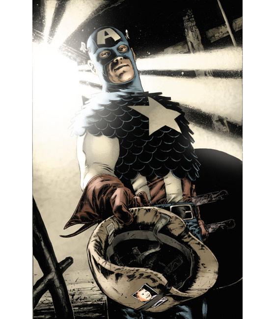 dibujos hechos para Marvel