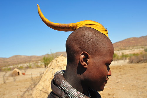 Popota:my best himba friend por luca.gargano.