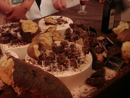 Del Posto's Chocolate & Olive Oil Bastoncino
