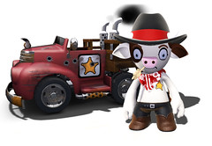 ModNation Racers: Cowboy