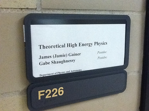 Theoretical High Energy Physics Postdocs