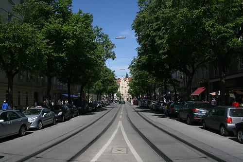 Allee - Wörthstraße