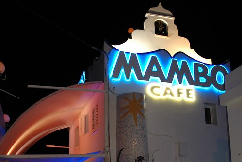 Cafe Mambo, Ibiza sunset bar