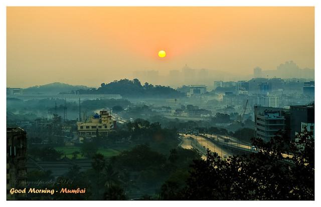 Good Morning Mumbai!
