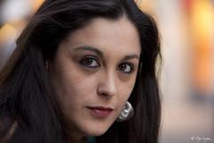 Anna F. (Pep Lopez) Tags: portrait face retrato cara rostro pantera flamenca retrat rostre flamenka