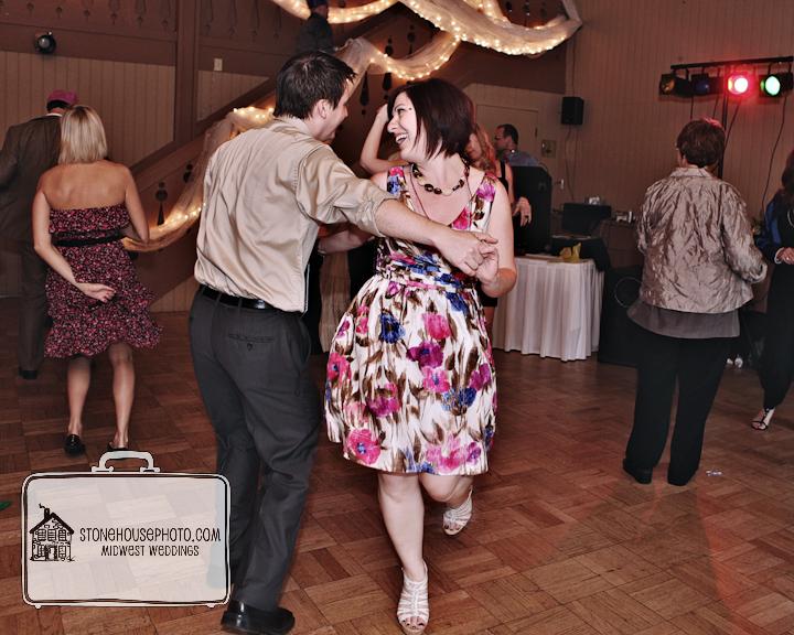 Duluth wedding