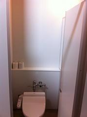 ウォシュレット付き洋式トイレ