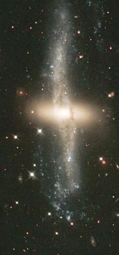 Polar-Ring Galaxy NGC 4650A
