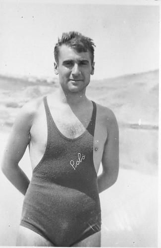 Andrés Lopez Rey en 1934. Fotografía de Eduardo Butragueño Bueno