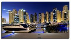 Private Parking (DanielKHC) Tags: blue club marina boats interestingness high nikon dubai cityscape dynamic uae interestingness1 explore hour range dri hdr yatch d300 jbr dynamicrangeincrease outstandingshots danielcheong danielkhc tokina1116 gettyimagesmeandafrica1