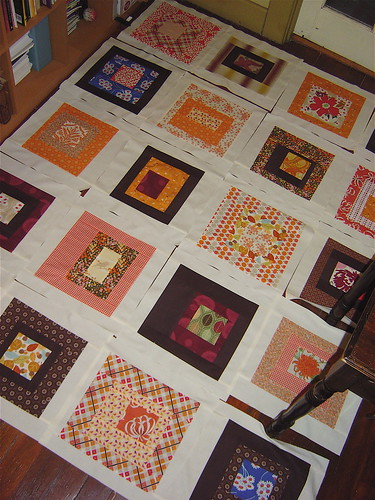My Project Improv Quilt