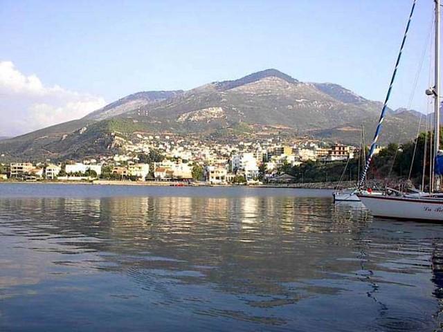 Πελοπόννησος - Μεσσηνία - Δήμος Κυπαρισσίας Κυπαρισσία
