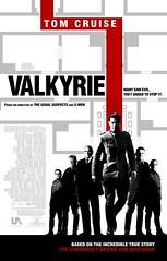 Poster Valkyrie Bryan Singer Tom Cruise
