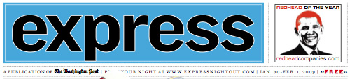 Washington Post Express