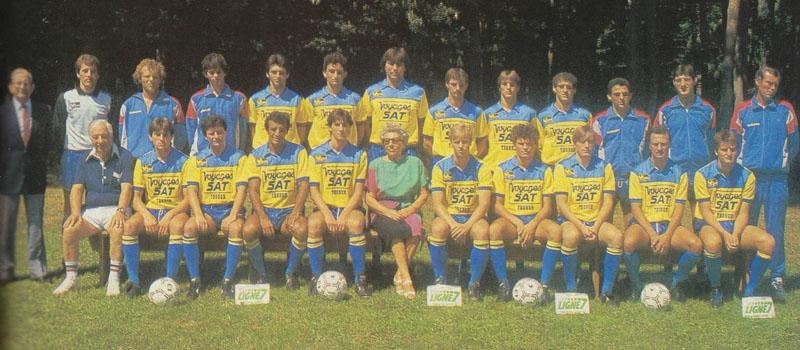 thonon 1986-87