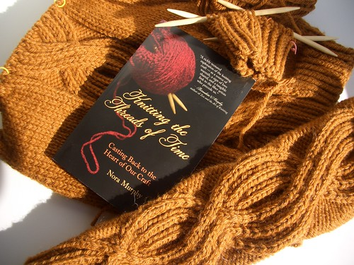 Knitting the Threads of Time by Nora Murphy-2