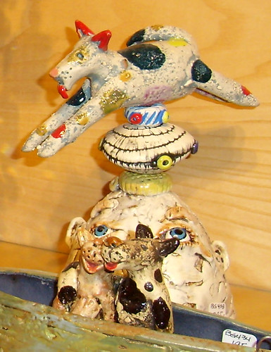 P2071984-Mudfire-Gallery-Dogs-Detail-Barry-Gregg-Clay-Works