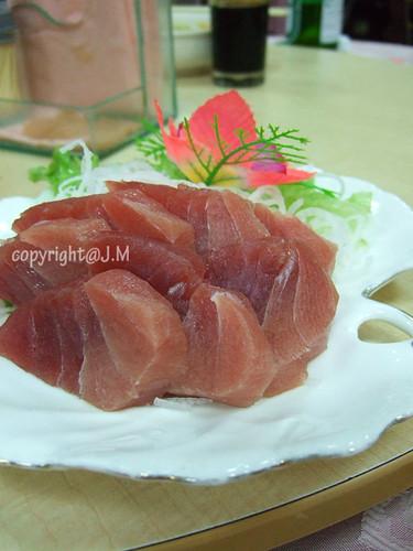 生魚片 Tuna