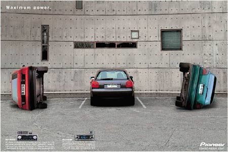 经典创意广告欣赏/广告