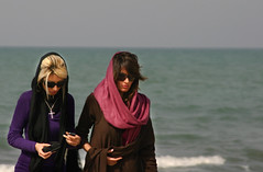 Iranian Girls 05 (Ali Eftekhari) Tags: girls sea beach girl iran north iranian northofiran girliranian