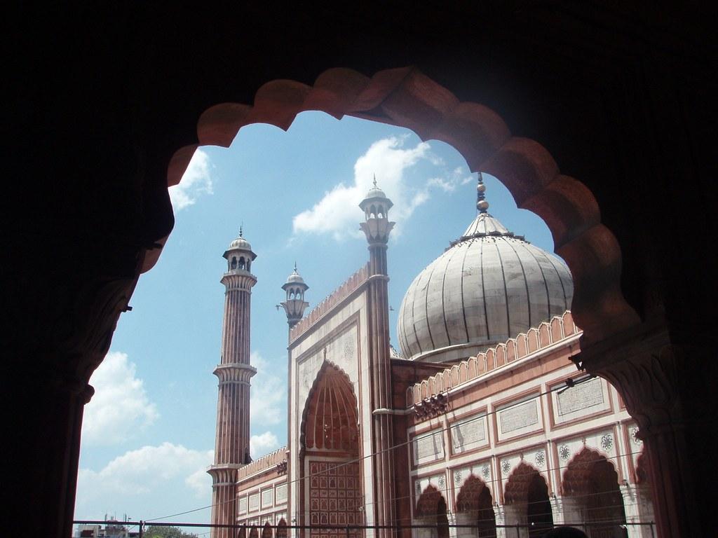 La mezquita misteriosa