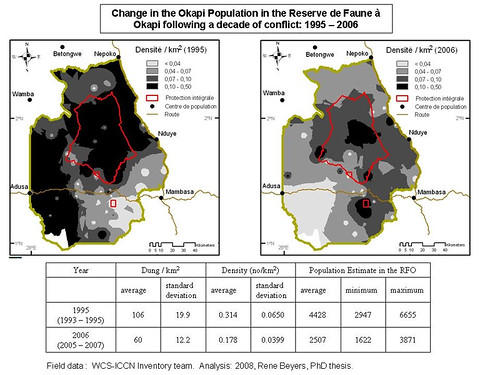 maps okapi change in abundance_RFO