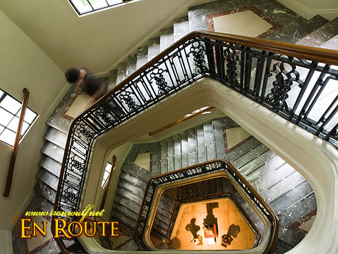 National Museum Manila Stairs