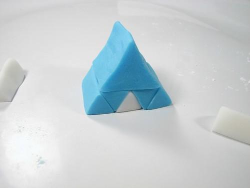 Fractal Snowflake Cupcakes - 09