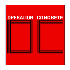 operation concrete logo 4