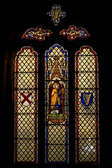 Stained Glass - All Saints, Norton