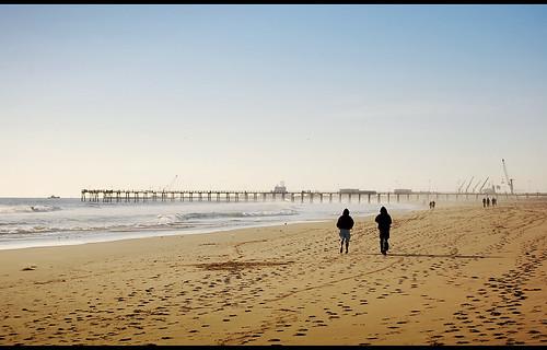 Surferside pier
