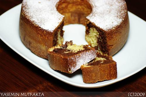 Mermer Kek / Pound Cake
