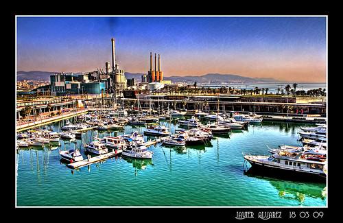 Puerto-deportivo-en-el-Forum