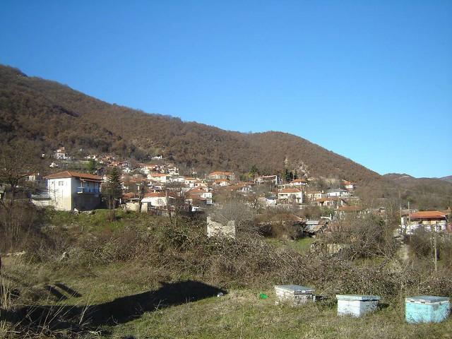 Ήπειρος - Ιωάννινα - Δήμος Ανω Καλαμά Αποψη της Σιταριάς