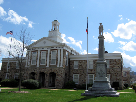 Warren County Courthouse (Click to enlarge)