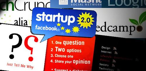 Startup 2.0 eu - justtellmewhy