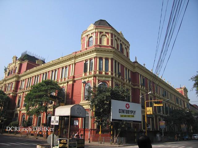 Imperial Secretariat - Calcutta - 1884