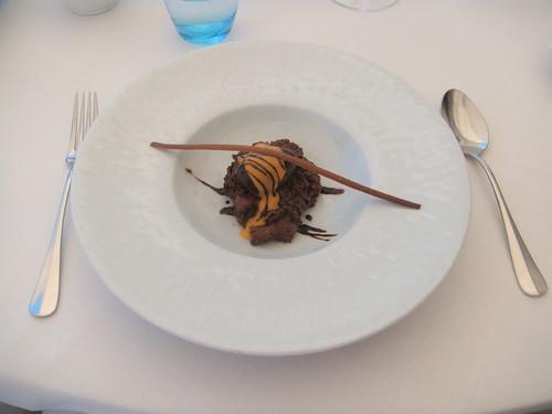 Mousse de tres chocolates - Chocolatissimo