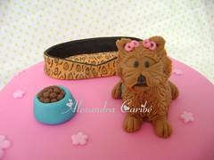 Bolo York Shire (detalhes) - Details YorkShire Cake (Alexandra Bolos Artsticos) Tags: minibolos