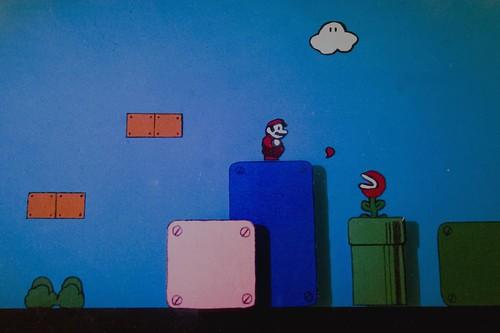 Super (Paper) Mario Bros.