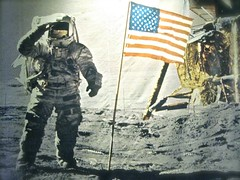 Kennedy Space Center - First man on the Moon