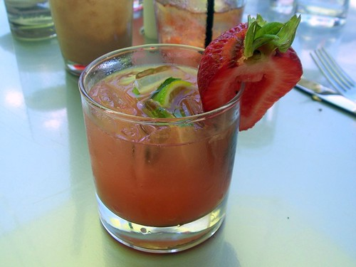 PYT strawberry mojito