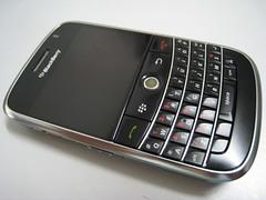 Blackberry. Not so bold.