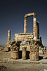 Templo de Hércules - Amman (_madmarx_) Tags: travel architecture temple arquitectura roman citadel amman middleeast romano jordan ciudadela retocada hercules templo jordania columnas 450d canoneos450d platinumheartaward madmarx xordania